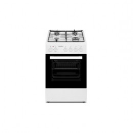 Oven with 4gas hobs