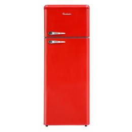 Refrigerator, 2doors, vintage, 211L